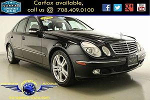 2005 MERCEDES-BENZ E500 4MATIC