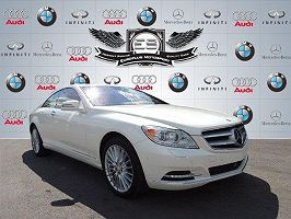 2013 MERCEDES-BENZ CL550 4MATIC