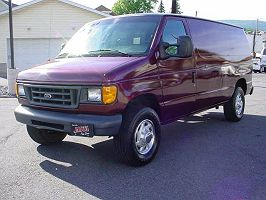 2004 FORD ECONOLINE E-250 COMMERCIAL