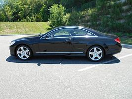 2009 MERCEDES-BENZ CL550 4MATIC